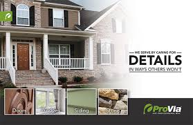 Windows Exterior Design Stunning ProVia Brochures Door Window Siding Stone Literature