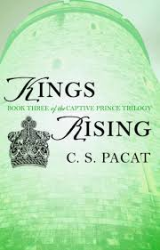kings rising ebook by c s pacat