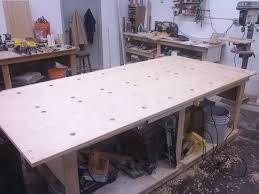 Cabinet Door Assembly Table With RITTER R275E FRAME ASSEMBLY CLAMP ...