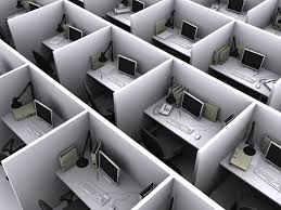 office with cubicles. Evolve Your Office Life With Creative Cubicle Customization - CubicleBliss.com Cubicles
