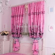 Eiffel Tower Bedroom Curtains Photo   1