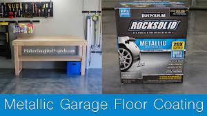 rust oleum rocksolid floor coating