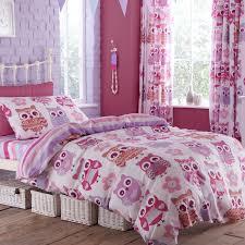 Catherine Lansfield Owl Duvet Cover Set | Childrens Bedroom ... & Catherine Lansfield Owl Duvet Cover Set Adamdwight.com