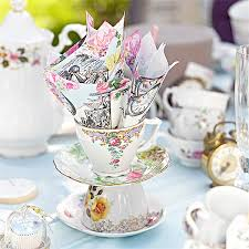 alice in wonderland themed tea parties for kids this summer via toby roo