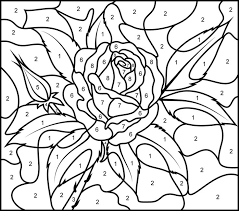 500 free images from the very beginning. Adult Color By Number Coloring Pages Coloring Home