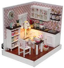 Dollhouse Furniture Kitchen Popular Dollhouse Furniture Kitchen Buy Cheap Dollhouse Furniture