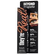 benefit they re real mascara black image 2