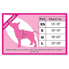 Voyager Harness Size Chart Voyager Step In Flex Dog Harness All Weather Mesh Step In Adjustable Harness For Small And Medium Dogs By Best Pet Supplies
