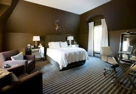 Photo 5 Of 9 Chocolate Brown Bedroom ( Curtains For Brown Walls Pictures  Gallery #5)