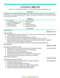 Complex Warehouse Executive Resume Sample Production Manager Resume