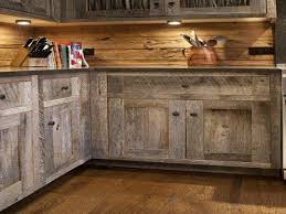 Barn Wood Kitchen Cabinets Kitchen Barn Wood Kitchen Shelves Pictures Decorations