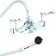 kohler bathtub spout with diverter tub spout artifacts bathroom faucets collection will