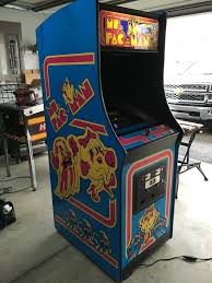 Ms Pacman Cabinet Ms Pac Man Full Side Art Kickplate Set Escape Pod Online