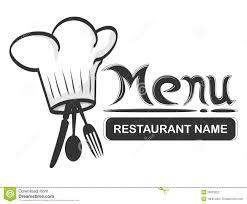 Restaurant Logo Fork Illustration 33633023 Megapixl