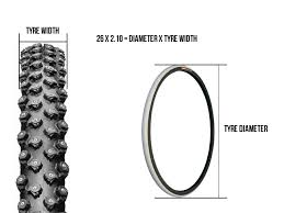 Bicycle Tyre Size Chart The Complete Bicycle Tire Size Guide