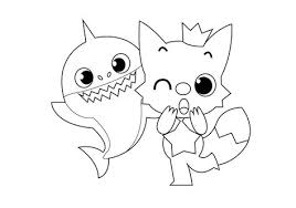Celebrate marine life with shark coloring pages. P R I N T A B L E B A B Y S H A R K C O L O R I N G P A G E S Zonealarm Results