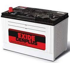 Exide Genplus S H Auto Agencies Retailer In Bank More