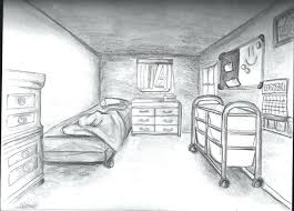 Bedroom Perspective Drawing Master Bedroom Perspective Drawing