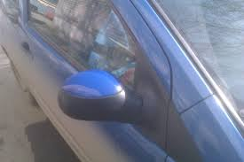Заклеил <b>крышки боковых зеркал</b> — Citroen C2, 1.1 л., 2003 года ...