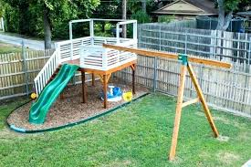 swing set plans source a unique playground ideas on kids wooden free used sets for