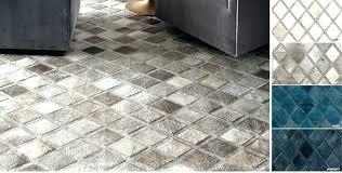 hair on cowhide rugs hide rug tan new living room oriental as with regard to the