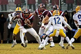 Virginia Tech Hokies Blow Out The Pitt Panthers 28 0