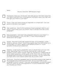 Mla Checklist Photos Mla Formatting Checklist By Mrs Aiello S Lit