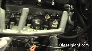 how to replace your vw jetta a3 tdi glow plug harness