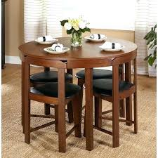 space saving table and chairs dining tables awesome compact table set space saving and chairs pub