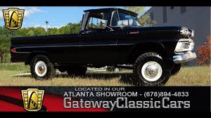 1961 Chevrolet Apache 20 - Gateway Classic Cars of Atlanta #59 ...