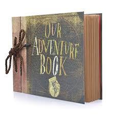 Photo Albulm Fun Sponsor Photo Album Scrapbook Diy Handmade Album Scrapbook Movie Up Travel Scrapbook For Anniversary Wedding Travelling Baby Shower Etc Our