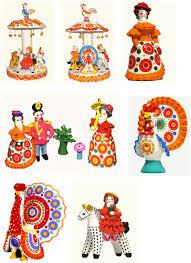 Тема урока Дымковская игрушка  Давайте рассмотрим дымковские игрушки