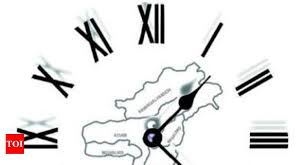 seven sisters demand for separate time zone gains momentum india news times of india