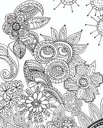 Free Designs To Color 47 Coloring