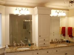 dual vanity bathroom: master bathroom cabinet ideas with luxury bathroom with double