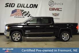 Certified Pre-Owned 2017 GMC Sierra 1500 SLT Crew Cab in Fremont ...