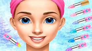 princess gloria makeup salon kids game let s play frozen beauty makeover games