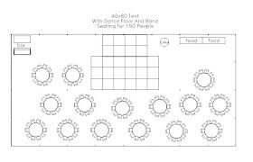 round table wedding seating chart template reception