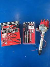 sbc small block chevy 305 350 hei distributor moroso plug wires sbc bbc hei distributor small big block chevy electronic msd coil and wires