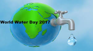 image of world water day 2017 के लिए चित्र परिणाम