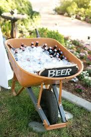 garden party ideas. Summer Garden Party Ideas Beer Wheelbarrow N