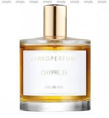 Zarkoperfume <b>Chypre 23</b> парфюмированная <b>вода</b> объем 100 мл ...