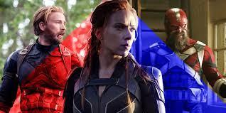 Black Widow: Unanswered MCU Questions ...