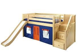 kids loft bed with slide. Contemporary Loft Child Bunk Bed With Slide Boys Loft Kids  Cool  Inside Kids Loft Bed With Slide