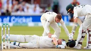 Get the latest news, stats, videos, highlights and more about wide receiver steve smith sr. Steve Smith Australia Batsman Ruled Out Of Third Ashes Test Bbc Sport