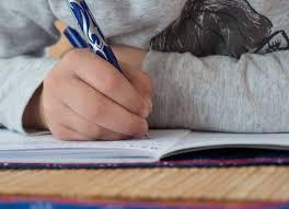Children Writes In School   Free Stock Photos     LibreShot