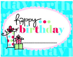 Free Downloadable Birthday Cards Birthday Sign Template Card Happy Birthday Cards Printable Free