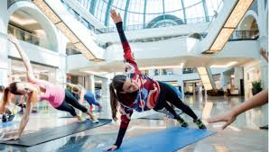 Health And Fitness Health And Fitness Start Your Day At The Mall Of The