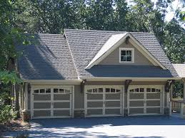 Carriage House Plans   Craftsman style Carriage House Plan   G    Carriage House Photo  G