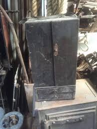 old vintage medicine cabinet